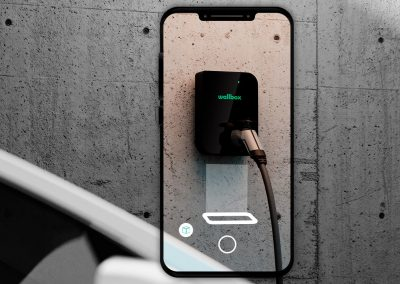 Wallbox caricatore per auto elettriche